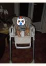 avis Chaise haute Prima Pappa Zero3 par Elodie