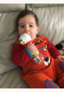 avis Hochet Soft Maracas Sophie la girafe par Jennifer