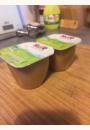 avis Pommes Bananes Fruits rouges 100% fruits - 4 coupelles x 100g - 6 mois par Ingrid