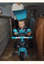 avis Tricycle Baby driver confort sport par Fanny