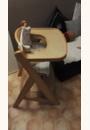 avis Chaise haute en bois Sit Up III par Maryline