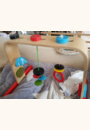 avis Portique éveil bébé LEKA par bambina