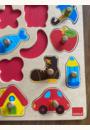 avis Encastrement Puzzle silhouettes par Janiella