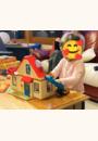 avis Playmobil 1.2.3 - Coffret Grande Maison par Pauline