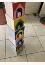 avis Cubes imagiers empilables et animaux en bois - Manibul par Lola
