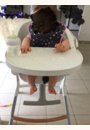 avis Chaise haute Up & Down par Jennifer