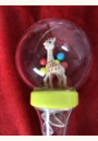 avis Hochet Soft Maracas Sophie la girafe par Margot