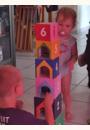 avis Cubes imagiers empilables et animaux en bois - Manibul par Johanna