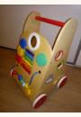 avis Chariot pousseur avec freins Trotibul par Coeur2Maman