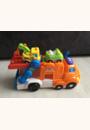 avis Tut Tut Bolides : Mon super camion transporteur avec cabriolet par Sophie