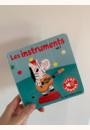 avis Livre sonore imagier Les instruments par Céline