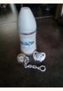avis Set Biberon 270 ml + Sucette 0-6 mois + Attache-sucette Toys  par jessica