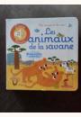 avis Livre sonore Les animaux de la savane par Laura