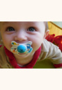 avis Sucette Total Look Fusion avec tétine réversible en silicone (4 à 18 mois) par Aurélie