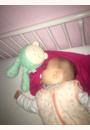avis Mascotte qui dort avec capteur de sommeil par Melissa