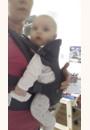 avis Porte-bébé Flip Ergo 4 en 1 par Alexandrine