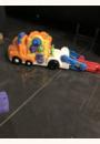 avis Tut Tut Bolides : Mon super camion transporteur avec cabriolet par Marie