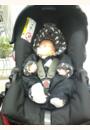 avis Siège coque Junior Baby groupe 0+ par Stéphanie