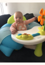 avis Cotoons Cosy Seat Siège gonflable par Célia