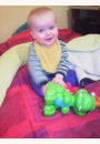 avis Baby T-Rex par Lydie