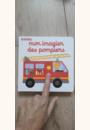 avis Livre Mon imagier des pompiers par Marie-Anaïs