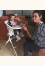 avis Chaise haute Up & Down par genevieve