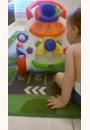 avis Trotteur bébé Trott Gym  par fernanda
