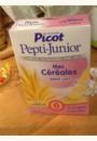 avis Mes 1ères Céréales sans lait Pepti-Junior par Sandrine