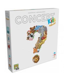 Jeu de société - Concept kids