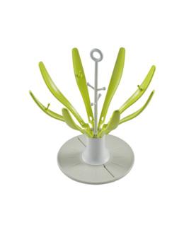 Egoutte-biberons pliable Flower
