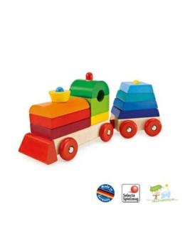 Tuff Tuff, mon premier train en bois