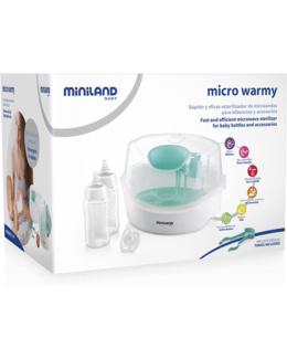 Stérilisateur de biberons micro warmy