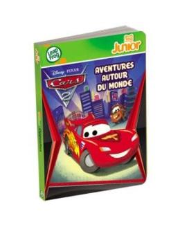 Livre Tag junior Cars 2