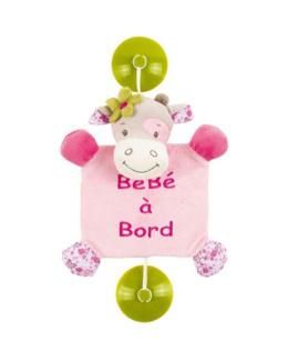 Bébé à bord Vache, thème Alizée