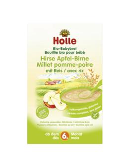 Bouillie Millet Pommes-Poires