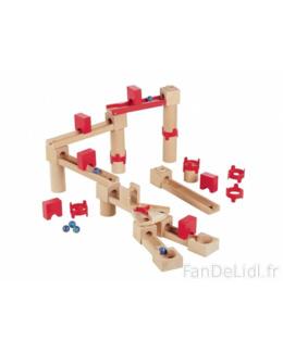 Circuit à billes en bois Playltive