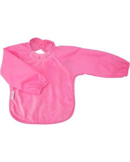 Bavoir anti-taches à manches coton 18-36 mois