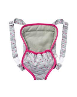 Porte-bébé en tissu pour poupon