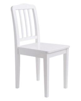 Chaise blanche chambre enfant