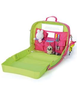 Valisette jouets de voyage Tray Kit