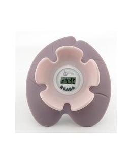 Thermomètre de bain Nénuphar