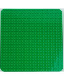 Duplo - Grande plaque de base verte