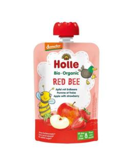 Red Bee - Gourde pomme et fraise