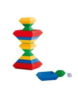 Puzzle pyramidal 3D