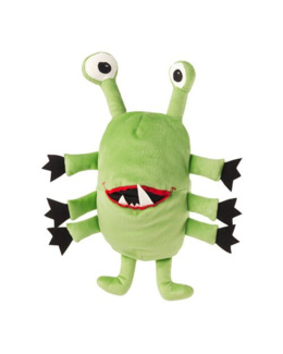 Peluche marionnette Monstre Sagoskatt