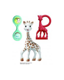 Set de naissance Twist Sophie la girafe