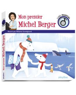 Livre Sonore Mon premier Michel Berger