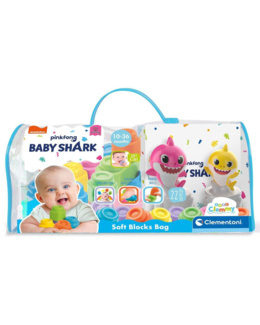 Sac souple Clemmy - Baby Shark