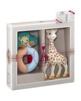 Coffret de naissance Sophie la girafe petit modèle