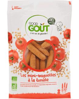 Mini Baguettes à la tomate